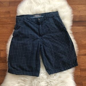 Men's Old Navy Checkered Shorts Size 34
